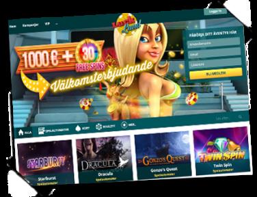 Slotsspel online