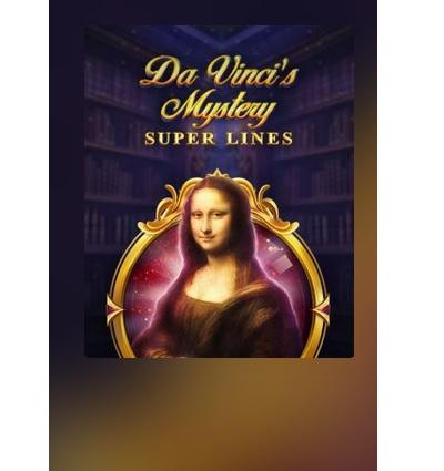 Da Vinci's Mystery: Super Line
